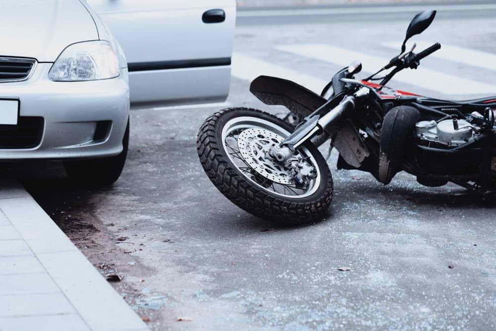 avoid motorcycle accident
