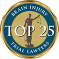 Top 25 Trial Lawyers badge
